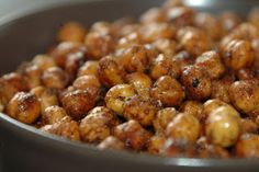 Emily's Cruelty Free Kitchen: Crispy Roasted Chickpeas