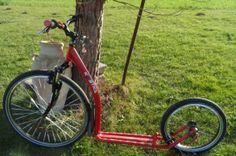 my kostka scooter