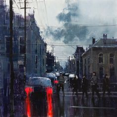 Buy online, view images and see past prices for HERMAN PEKEL (born Brunswick Street 2018 oil on canvas. Invaluable is the world's largest marketplace for art, antiques, and collectibles. Oil Painting For Sale, Paintings For Sale, Brunswick Street, A Level Art Sketchbook, Australian Painters, Collage Art Mixed Media, City Art, Contemporary Paintings, Oil On Canvas