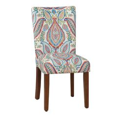 Found it at Wayfair - Paisley Parsons Chair