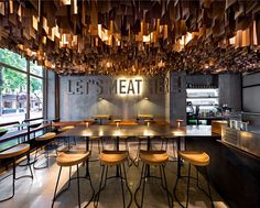 New Urban Restaurant by YOD Design Studio - InteriorZine