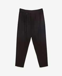Image 6 of DARTED TROUSERS from Zara