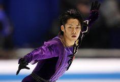 【画像】高橋大輔/全日本選手権2007 男子フリー