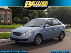 Cars for Sale: 2011 Hyundai Accent GLS Sedan in Jenkintown, PA 19046: Sedan Details - 347187087 - AutoTrader.com