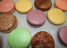 The Macaron Wars.  I want to learn to bake these. Starting my tips/recipe search