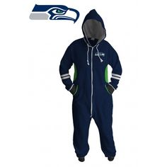 THIS WOULD BE AN AMAZING MOTHER'S DAY GIFT...JUST SAYIN'....Seattle Seahawks Onesie - WANT!!!