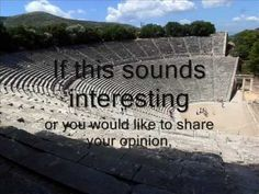 Olivia Chaney You rambling boys Ancient theatre filters - YouTube