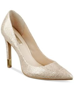 GUESS Women's Babbitta Pointed-Toe Pumps