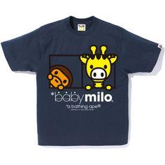 Baby Milo Bape t-shirt