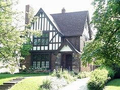 Gli Arcani Supremi (Vox clamantis in deserto - Gothian): Cottage e mansion in stile Tudor / Tudor style