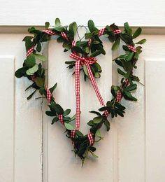 Christmas Wreaths, Christmas Decorations, Holiday Decor, Winter, Diy, Home Decor, Winter Time, Decoration Home, Bricolage