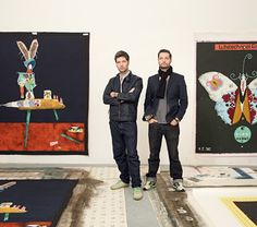 Twin Engine: Gert and Uwe Tobias at Whitechapel Gallery