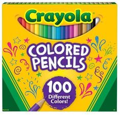 Crayola® Colored Pencils 100ct