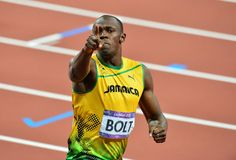 Usain Bolt, new record on Twitter