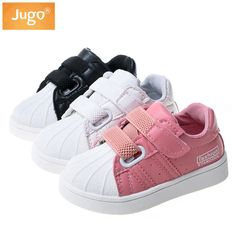 Cool Children Shoes Girls Vulcanized Shoes Kids Casual Sneakers Boys Autumn Outdoor Comfortable White PU Soft Sole Toddler Kids Shoes - $ - Buy it Now!
