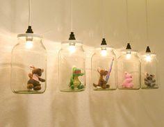 DIY kinderlampen
