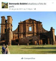 Capturado do extinto Facebook do Bê