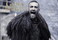 UFC president Dana White confirms Conor McGregor will appear in Game of Thrones💪 Connor Mcgregor, Dana White, Great Films, Season 7, Ufc, Jon Snow, Superstar, Instagram Posts, Game