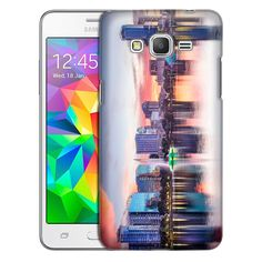 Samsung Galaxy Grand Prime Orlando Florida Skyline Trans Case