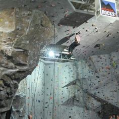 Rock Climbing Gym...need to find one near us. I've done this solo & with friends but not on a date (yet)!