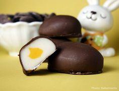 Cadbury Eggs Copy Recipe !
