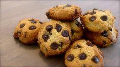 Délicieux Cookies… à la poudre de noisettes uniquement. Sans matières grasses.