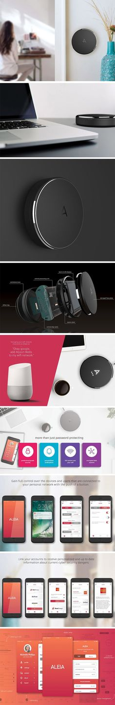 Introducing, Aleia – a next-generation router utilizing blockchain technology to protect your sensitive information and give you complete control and customization over your wifi and hot spots. It tracks your internet activity and breaks down your history into chunks called blocks. Each block consists of your history over a specified period of time and can then start to be verified by millions of data points inside of the network.
