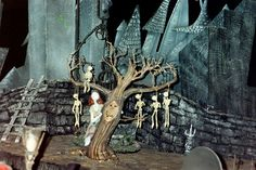 Nightmare Before Christmas Stop-Motion Puppets by Neato Coolville, via Flickr