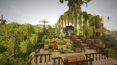 Image from - My world Video Minecraft, Minecraft Funny, Minecraft City, Minecraft Construction, Minecraft Blueprints, Minecraft Crafts, Minecraft Stuff, Minecraft Structures, Great Buildings And Structures