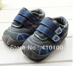 S269 New Boys shoes Cute  Baby Soft Boy sportsshoes Bottom toddler foot wear For Boys Free shipping-in First Walkers from Shoes on Aliexpress.com