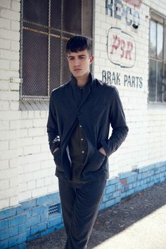 Winter 2014 - Collections Double Breasted Suit, Suit Jacket, Collections, Suits, Winter, Jackets, Fashion, Winter Time, Down Jackets