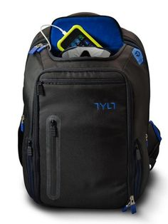 The Tylt Energi Backpack.
