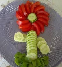 şık salata sunumları ile ilgili görsel sonucu