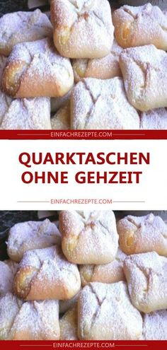 Quarktaschen ohne Gehzeit 😍 😍 😍 Quark bags without walking time 😍 😍 😍 Related posts: Quark pudding cake with strawberries and cake icing without baking Bester Quark-Öl-Teig (besser als Hefeteig)! Cake Mix Cookie Recipes, Chip Cookie Recipe, Easy Cheesecake Recipes, Dessert Recipes, Cheesecake Cookies, Easy Vanilla Cake Recipe, Chocolate Cake Recipe Easy, Chocolate Cookie Recipes, Dessert Simple