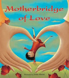 Beautiful poem celebrates the bond between parent and adopted child in a special way. Great adoption message. Text royalties are donated to the charity The Mothers' Bridge of Love,
