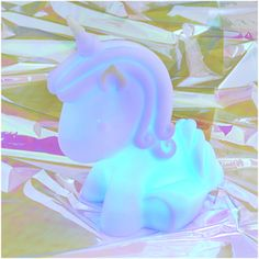 Colour-Changing Unicorn Mood Light: Image 1