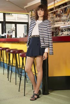 Sonia by Sonia Rykiel Resort 2016 Fashion Show Collection