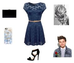Date with Louis by harrystylesandliampayne on Polyvore featuring polyvore, fashion, style, Mela Loves London, Charlotte Olympia, Casetify and clothing
