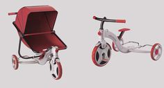 Growing Baby Stroller by Yue Han and Zhao Chang Sheng. Video chat about holiday gifts at https://createamixer.com/