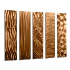 Modern Metal Wall Art, Abstract Metal Wall Art, Metal Artwork, Wood Wall Art, Copper Wall Art, Copper Metal, Wall Décor, Contemporary Wall Sculptures, Metal Wall Sculpture
