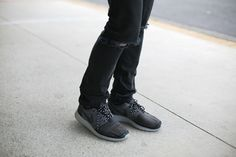 CLR Street Fashion: Nike Roshe Run shoes