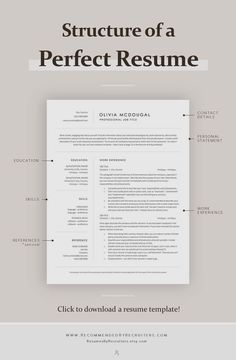 Show the recruiters that you keep up with the latest trends by choosing our modern resume example. It is always very easy  to complete. Save effort. If you are not satisfied with the arrangement, you can modify it to best suit your individual. Template Cv, Modern Resume Template, Resume Templates, Resume Template Download, Business Resume Template, Cover Letter Template, Basic Resume Examples, Professional Resume Examples, Professional Tools