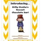 Students will have fun with this writing activity as they get to create a new choclate bar for Mr. Willy Wonka! Included is a letter from Willy Won...