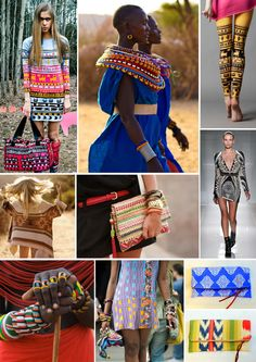 Just A Fix // No. 3 #prints #patterns #ethnic #african #tribal #aztec #bohemian