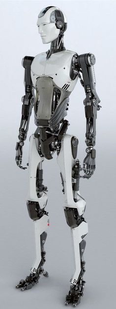 Concept design for an Audi A4 robot by Sadgas VFX on behance. It was used in the commercial for Audi. SF