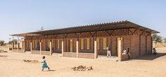 Primary School Gangouroubouro, Mopti, 2013 - LEVS architecten