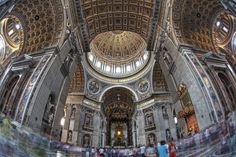 *St Peter's Basilica* by erhansasmaz.deviantart.com on @DeviantArt