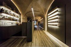 Vinicolo Glam&Drink - winw bar, Catania, 2016 - Giorgia Testa + Salvatore Terranova