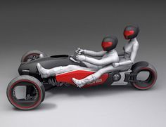 Aprilia Magnet concept motorbike