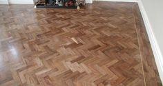 Foxy Herringbone Wood Floor and black herringbone wood floor